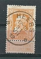 79 Gestempeld HEERS (sterstempel) - COBA 30 Euro - 1905 Grosse Barbe