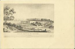 CPA Illustrée Par Lallemand - AUTUN - Vue Du Château De Montjeu. - Autun