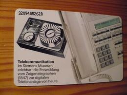 Phonecard Germany K 334 10.92. Siemens 17.000 Ex. - Germany
