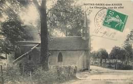 CPA 93 Seine Saint Denis Environ Du Raincy - Clichy Sous Bois Notre Dame Des Anges La Chapelle Vue De Côté - Clichy Sous Bois