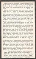 DP. E.H.CONSTANT VAN COILLIE ° HOOGLEDE 1854- + KORTRIJK 1918 - Godsdienst & Esoterisme