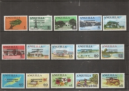 Anguilla -Indépendance ( 53/67 XXX -MNH) - Anguilla (1968-...)