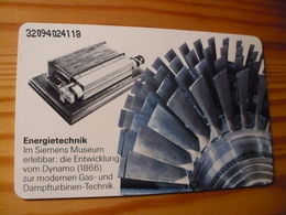 Phonecard Germany K 333 10.92. Siemens 17.000 Ex. - Germany