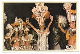 98 - MEILLEURS VOEUX DE POLYNESIE - IA ORANA I TE MATAHITI API - Ed. UNIVERSAL PICTURES - Carte De Voeux 1976 - Polynésie Française