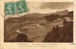D66  FONT ROMEU  Vue Générale Du Grand- Hôtel  ... - France
