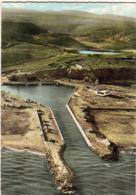 D11  NARBONNE- PLAGE  Le Port, L' étang Des Exals Et Les Collines De La Plage  ... - France