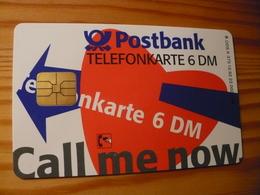 Phonecard Germany K 375 10.92. Postbank 22.000 Ex. - Germany