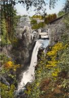 D39  JURA  Les Cascades De La Langouette Aux Planches En Montagne  ... - Autres Communes