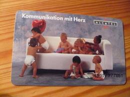Phonecard Germany K 644 A 01.93. Alcatel 31.000 Ex. - Germany