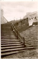 YORKS - WHITBY - THE STEPS RP  Y816 - Whitby