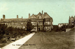 YORKS - WHITBY - THE ABBEY HOUSE  Y731 - Whitby
