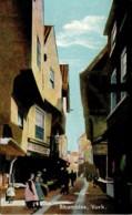 YORKS - YORK - SHAMBLES  Y916 - York