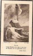 DP. AMAND VANDEPUTTE ° ISEGHEM 1860- + 1929 - Godsdienst & Esoterisme