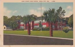 Florida Cross City Dixie County High School - United States