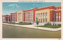 Pennsylvania Lebanon New Senior High School Building - Other
