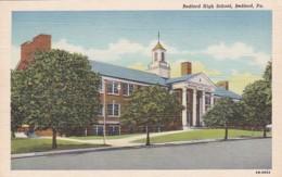 Pennsylvania Bedford High School Curteich - Other
