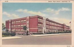 Pennsylvania Ambridge Senior High School 1943 Curteich - Other