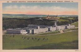 Pennsylvania Hershey Industrial Junior-Senior High School And Hotel Hershey - Other