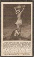 DP. PIERRE NAESSENS ° ST DENYS 1863 - + LENDELEDE 1928 - Godsdienst & Esoterisme