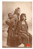 00968-LE-TUNISIE-TYPES D'ORIENT-Bédouines--------animée - Tunisie