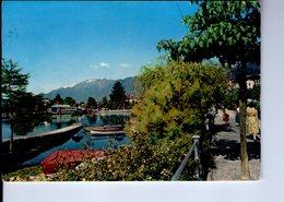 U4164 Postcard 1963 LOCARNO (tessin, Suisse) _ 6017 Foto Brunel - TI Tessin