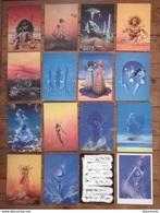Lot De 16  Cartes Postales / Illustrateur SIUDMAK - Illustrators & Photographers