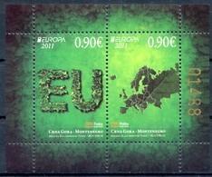 Europa 2011 - CRNA GORA Montenegro ** - Europa-CEPT