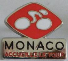 MONACO  ACCUEILLE  LE  TOUR - Cycling