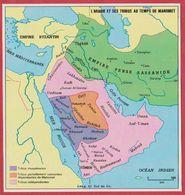 L'Arabie Et Ses Tribus Au Temps De Mahomet, 1970. - Vieux Papiers