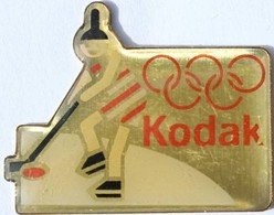 KODAK - HOCKEY SUR GLACE - Winter Sports