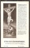 DP. JULIE CLUYSE ° MOORSLEDE 1853 - + DADIZEELE 1928 - Godsdienst & Esoterisme