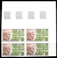 Yvert N° 327 ** ND 100ème Anniversaire De La Naissance Du Docteur A. Schweitzer Imperf MNH - Niger (1960-...)