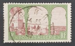 1926 Algerie, Algiers Bay,3  RF, Used - Algeria (1924-1962)