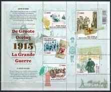 België Blok 224 ** Postfris - Blocks & Sheetlets 1962-....