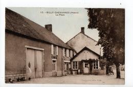 BILLY CHEVANNES - 58 - Nièvre - La Place - Frankreich
