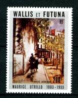 WALLIS - PA  144 - 200F Utrillo - Neuf N** - Très Beau - Airmail