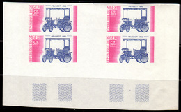 Yvert N° 328-331 ** ND Vieux Tacots Voitures Anciennes Imperf MNH - Niger (1960-...)