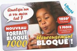 Derniere Recharge Liberté   (clasfra) - New Caledonia