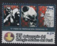 Peru (2005) Yv. 1510  / Medecin - Health - Skull - Geneeskunde