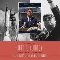 President John F. Kennedy / Famous Speech Collectors Stamps - Palau - Palau