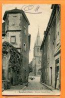 LIP415, Rambervillers, Rue Du Cheval Blanc, Boulangerie, Animée, 6,  Circulée Sous Enveloppe - Rambervillers