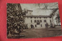 Torino S. Secondo Di Pinerolo Il Castello Di Mirandolo La Facciata 1956 - Altre Città