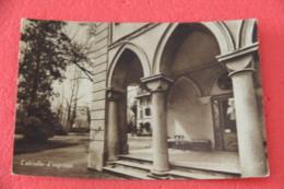 Torino S. Secondo Di Pinerolo Il Castello Di Mirandolo L' Atriello D' Ingresso NV - Altre Città