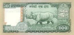 NEPAL P. 26 100 R 1974 UNC - Nepal