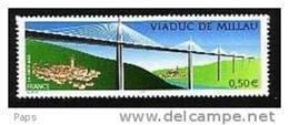 2004-N°3730** VIADUC DE MILLAU - France