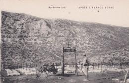MILITARIA. MACEDOINE 1916 . Après L'avance Serbe - Oorlog 1914-18