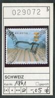 Schweiz - Suisse - Switzerland - Svizzera - Michel 1861 - Oo Oblit. Used Gebruikt - Switzerland