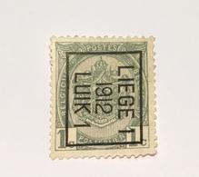 1912 - 1c Luik - Precancels