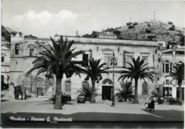 MODICA  RAGUSA  Piazza Giacomo Matteotti - Modica