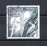 MONACO N°57 - Poste Aérienne